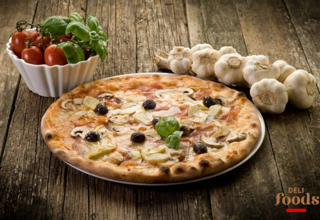 livraion de pizzas à genève