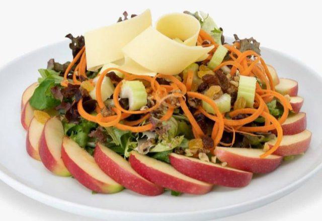 salade bien être chez vous